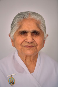 Dadi janki - portrait 1 (taken Oct 2007)-small