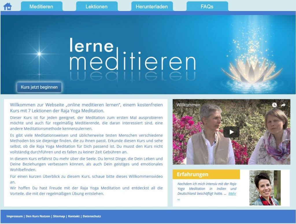 online-meditieren-lernen-website